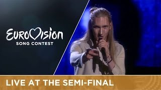 IVAN - Help You Fly (Belarus) Semi-Final 2 of the 2016 Eurovision Song Contest