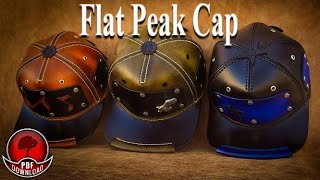 How to make Flat Peak Cap Patt…