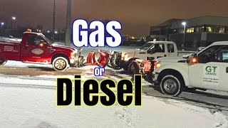 Diesel Truck Vs Gasser- Which is a better choice?