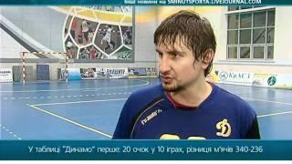Гандбол. Суперлига 2011-12. Динамо - Будивельник 34:25 (14:11)