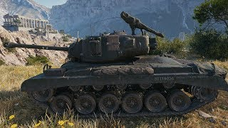 World of Tanks T26E3 Eagle 7 5036 DMG 1860 EXP - Cliff