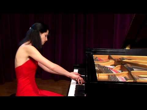 Katie Mahan Beethoven Piano Sonata No. 30, Op. 109 (part 1)