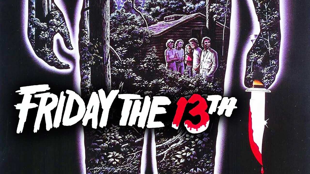 Friday The 13th (1980) -- Movie Review #JPMN - YouTube