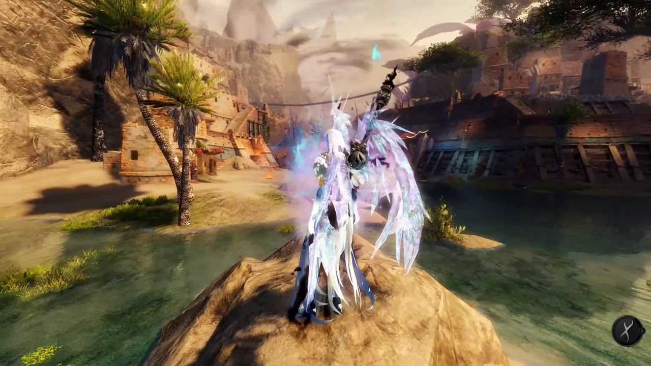 Guild Wars 2 PVE Long-Range Glass Mesmer Power Build: Solo