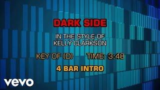 Kelly Clarkson - Dark Side (Karaoke)