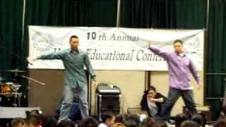 Federation Crew at Sac State 10th Annual Hmong Educational Conference 2009