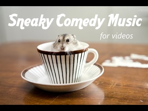Sneaky Comedy Music for Videos - Royalty Free Background Music Instrumental