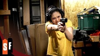 Gun Woman (3/3) Mayumi Learns To Use A Gun (2014) HD