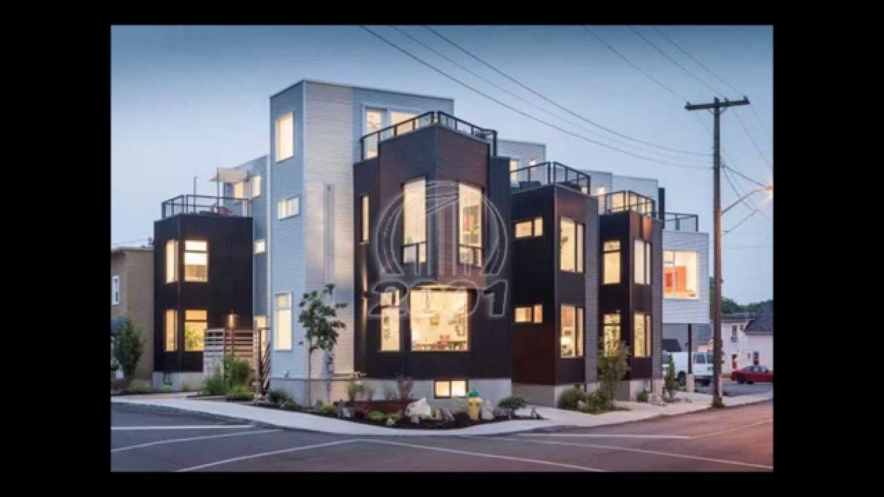 Dise os de fachadas modernas 2019 para arquitectos for Diseno de fachadas modernas