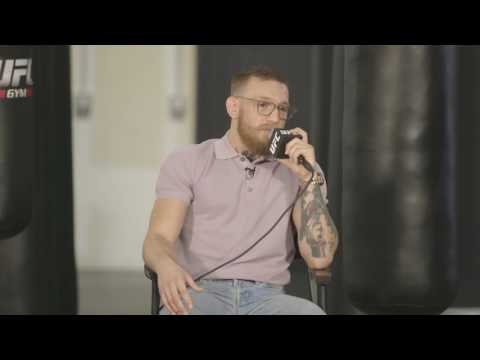 UFC 202: Conor McGregor Press Day Highlights
