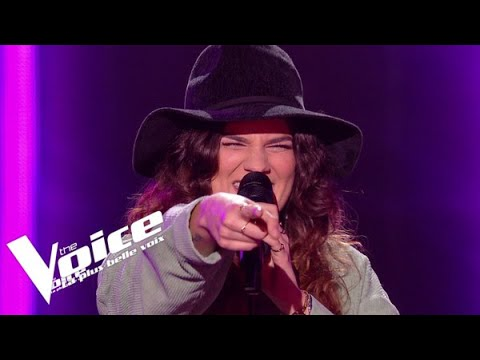 Download Tones and I - Dance Monkey | Camille | The Voice France 2021 | Blinds Auditions