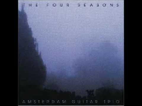 Amsterdam Guitar Trio - Classical Symphony