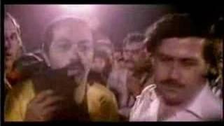 Pablo Escobar en política