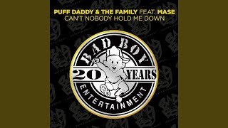 Can't Nobody Hold Me Down (feat. Mase) (Club Mix) Resimi