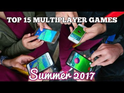 Top 15 multiplayer games to play in SUMMER 2017 for Android/iOS (Wi-Fi/Bluetooth)