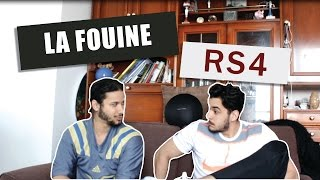 LA FOUINE - RS4 : A QUAND LA MIXTAPE ?!