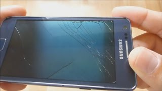 Data recovery from Samsung phone with a broken screen and no password, audio: English