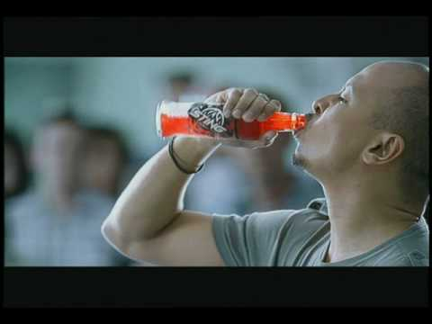 Sting Energy Drink Conveyor TVC 30's
