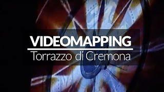 VIDEO MAPPING - Torrazzo Festa del Torrone - Cremona - Giochi di Luce