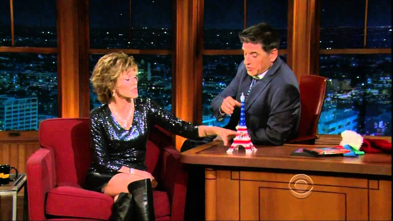 Download Jane Fonda In OTK's On Craig Part 2