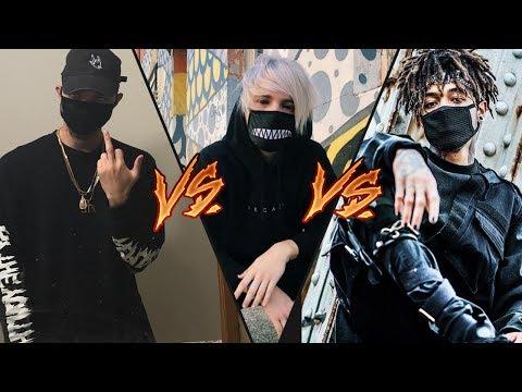 PRXJEK VS SℒEN VS SCARLXRD (Song Titles Included)