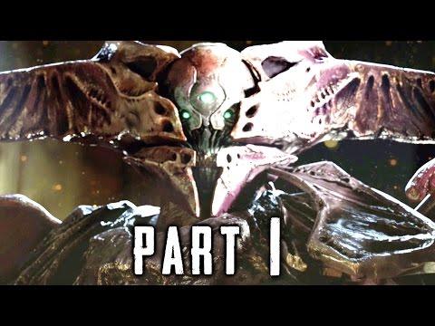 Destiny The Taken King Walkthrough Gameplay Part 1 - Oryx - Mission 1 (PS4)