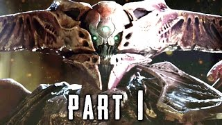 Destiny The Taken King Walkthrough Gameplay Part 1 - Oryx - Mission 1 (PS4)
