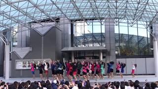 오사카 토미오카 고교 칼군무댄스