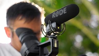 Introducing the new VideoMic Pro with Rycote Onboard