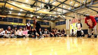 Freshest Kings VS WOR   Semi-Finals   Dream Big Showcase 2012