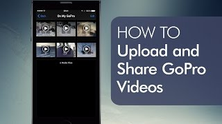 Uploading GoPro Videos to Cloud Storage and Share them