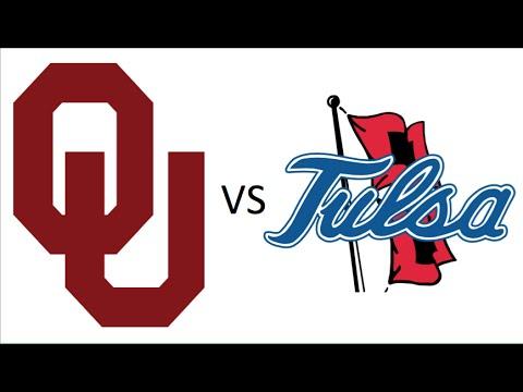 Oklahoma Highlights Vs Tulsa - 9/19/15 (HD)