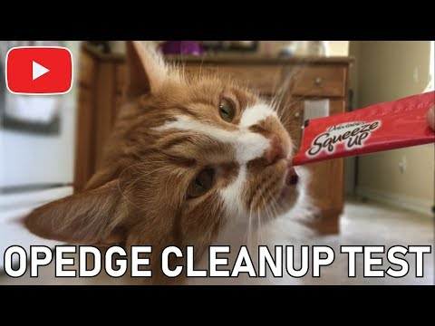 OPedge Gaming Desk Clean Up Test ᴴᴰ