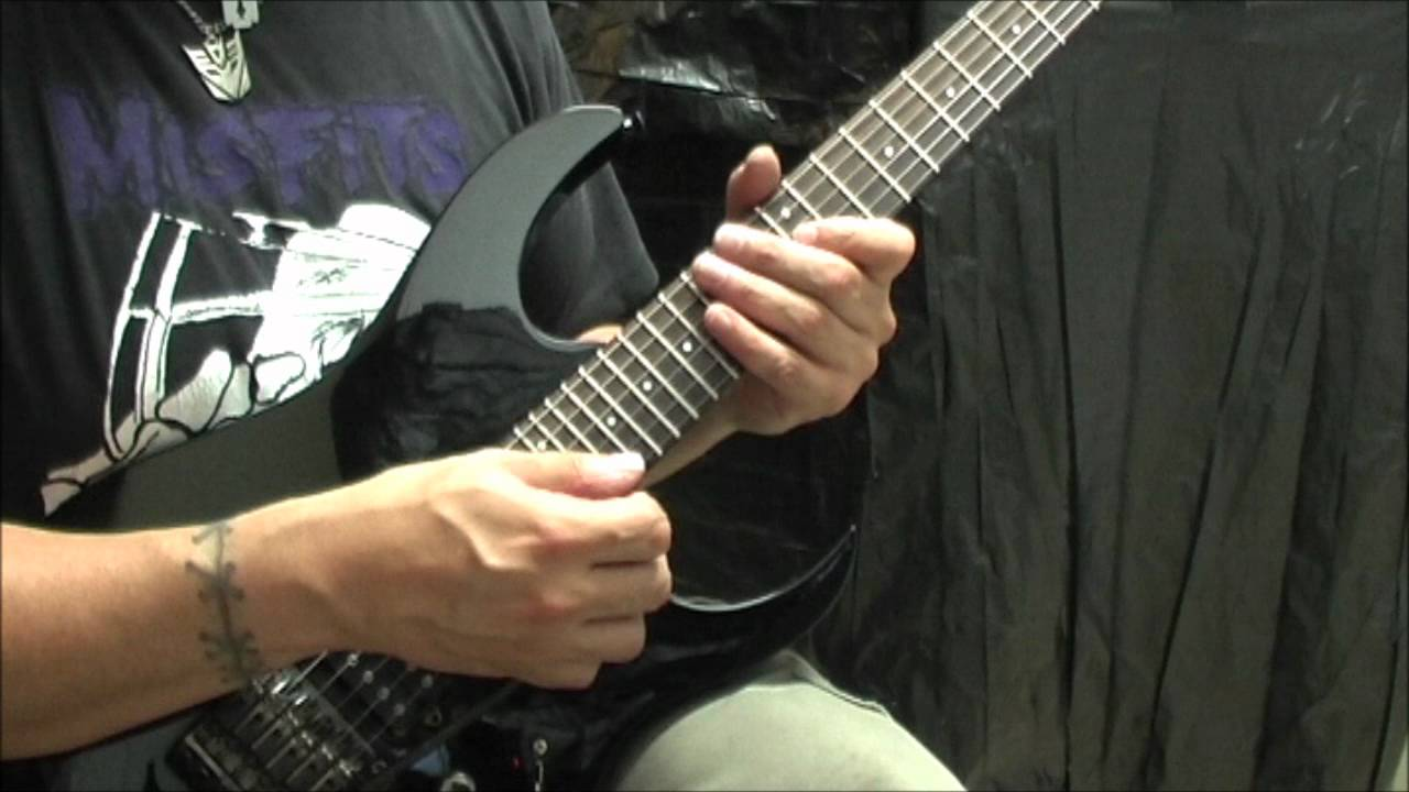 how to play eddie van halen beat it guitar solo lesson youtube. Black Bedroom Furniture Sets. Home Design Ideas