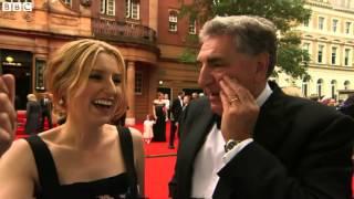 BAFTA tribute to Downton Abbey as cast film final scenes