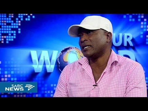 Doc Shebeleza on SABC Thank You concert