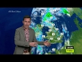Friday morning forecast 31/03/2017