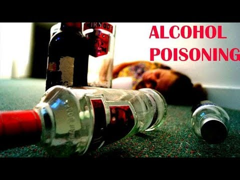 The Truth About Drinking Alcohol Poison
