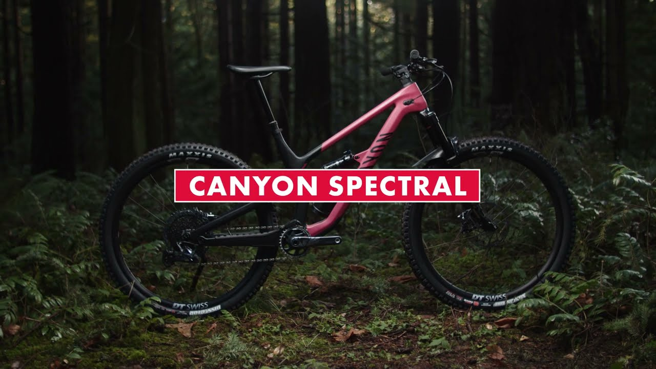 Download Canyon Spectral CF9 29 // Bike Review