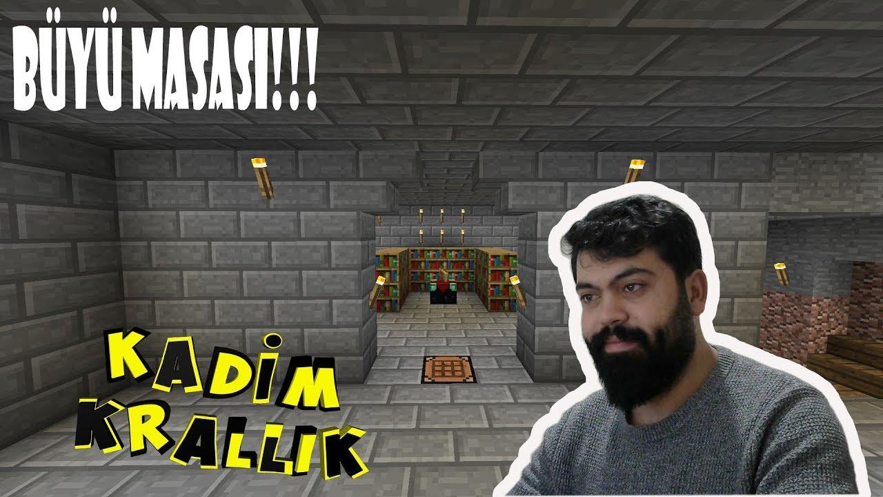 MAHŞERİN 4 ATLISI   Minecraft: Kadim Krallık   Bölüm 3