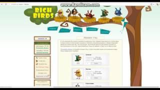 Inchpes gumar ashxatel internetum shat arag Rich Birds