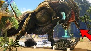 Ark Survival Evolved - INSANELY EPIC NEW MONSTERS!! GAME CHANGER! (Ark Survival Gameplay)