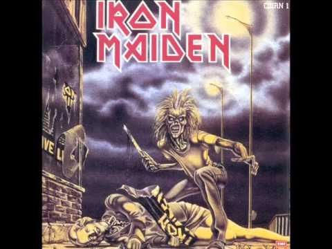 Iron Maiden - I