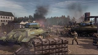 Company of Heroes 2 - The Western Fronts Pre-Order Trailer