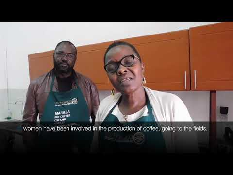 Fairtrade Africa Women Coffee Support Video