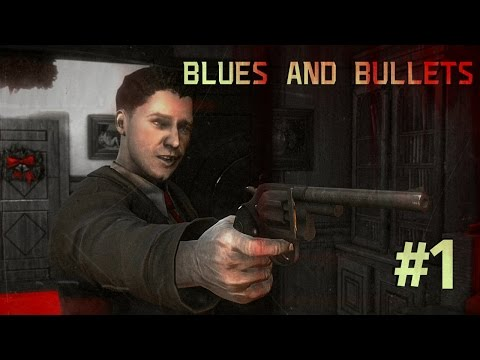 Визит к Аль Капоне! [Blues and Bullets #1]