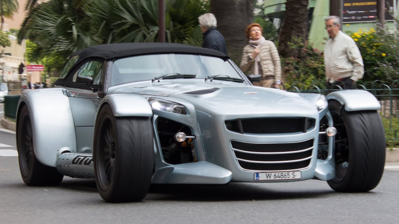 donkervoort d8 gto premium 1 of 25 driving in monaco 2014 hq youtube. Black Bedroom Furniture Sets. Home Design Ideas