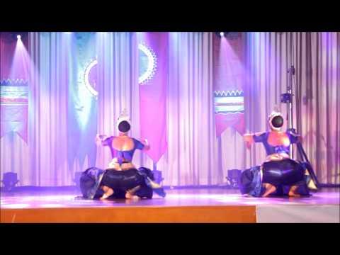 Modern Kandyan Dance - Sri Lankan Cultural Show - 2014