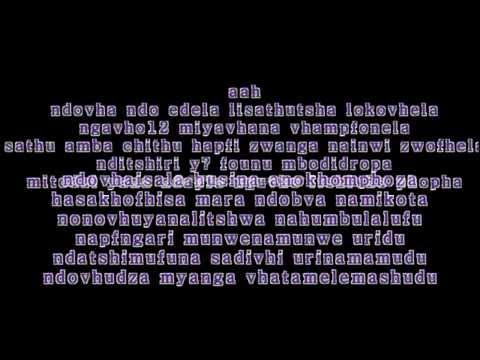 Bhamba - Zwamutani lyrics