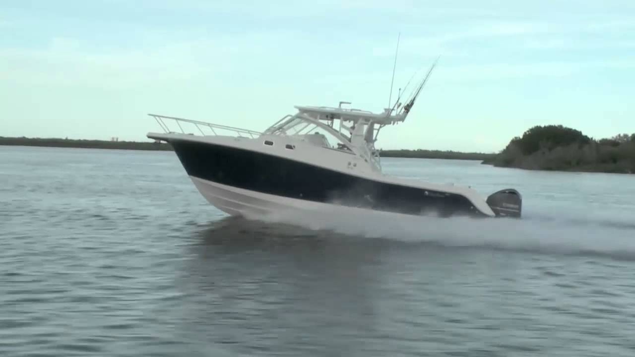 New Edgewater 335EX DEEP V CUDDY CABIN Boat For Sale